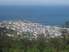 Subida a Monte Castelo 2012