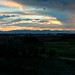 Denver Sunset Panorama by diamond_d_777
