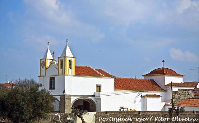 Igreja de São Manços - Portugal