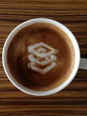 Today's latte, Google Compute Engine.