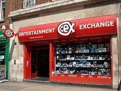 Picture of CeX Entertainment Exchange, 43 George Street