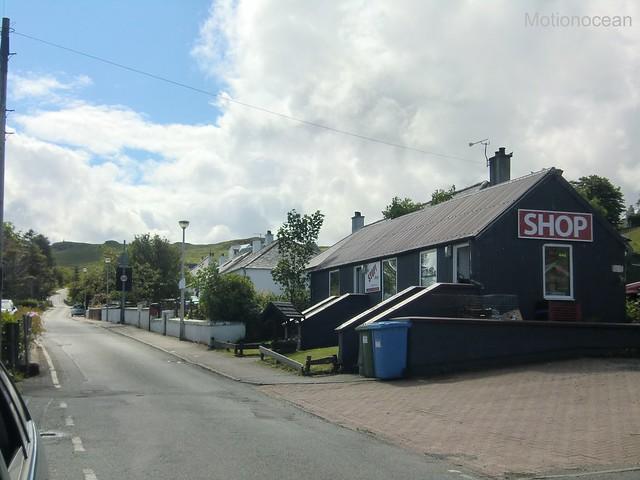Tiny shop on Skye!