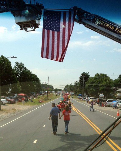 Iredell County Parade