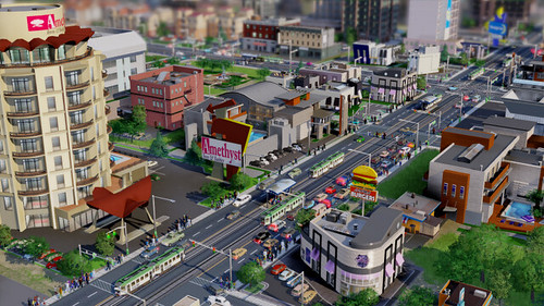 So Six Urban Planners Play SimCity 5…