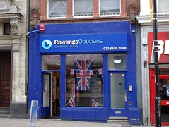 Picture of Rawlings Opticians, 8 High Street