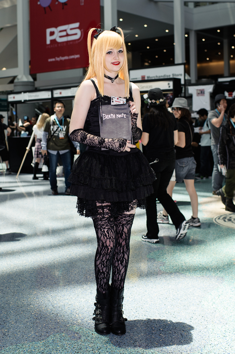 Anime Expo 2012 - Misa Amane