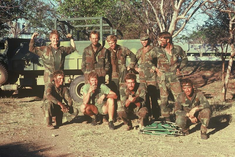 commando summer camp