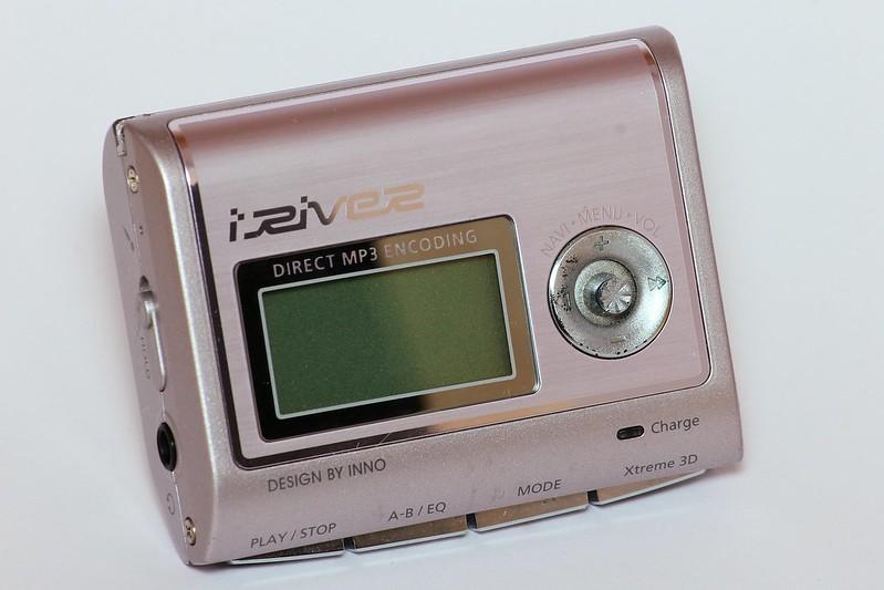 iRiver IFP 590T 256MB