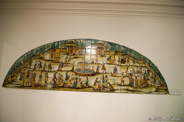 muzeul ceramic / ceramic museum