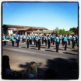 Cody's Stampede Parade-Band
