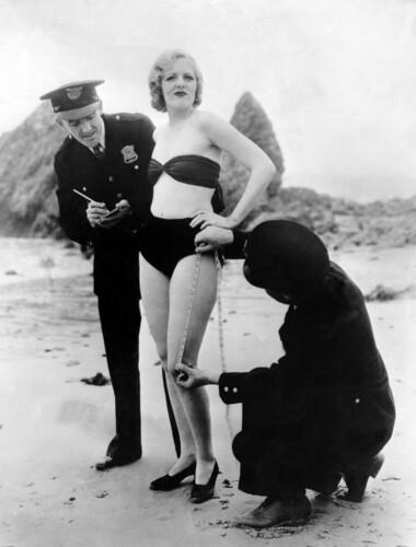 US Bikini Laws, 1933