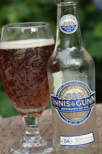Innis & Gun Independence Day 2012