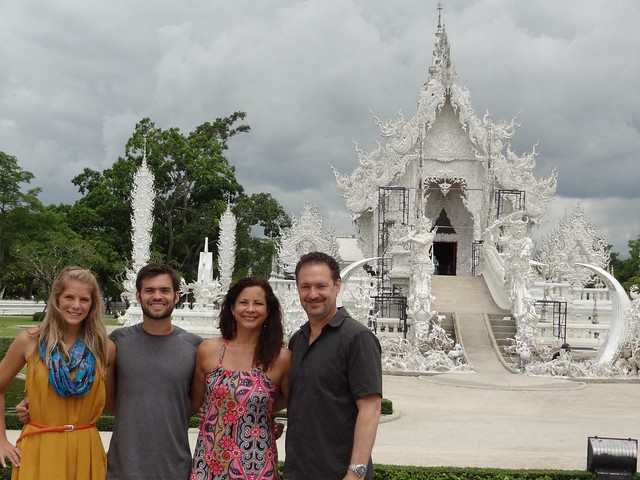 Us at the White Temple