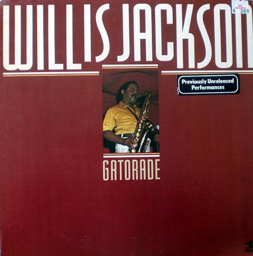 Willis Jackson - Gatorade front