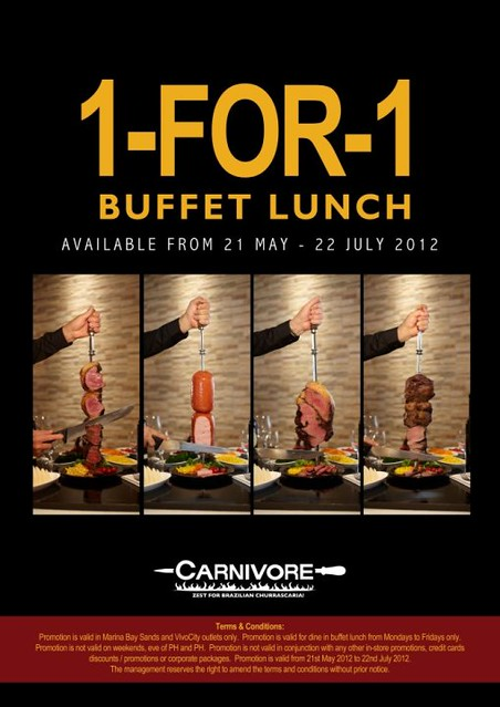 Enjoy-1-For-1-Carnivore-Buffet-Lunch-Promotion