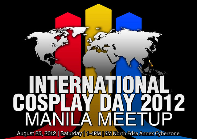 International Cosplay Day 2012 Manila Meet-up