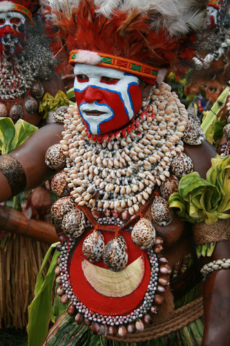 Oceania - Papua New Guinea / Bodypaint by RURO photography