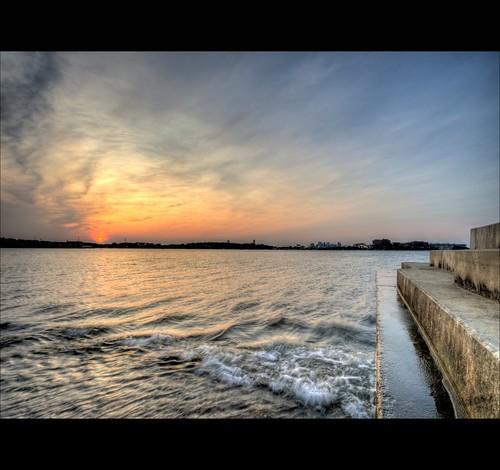 sunset boston quincy vertorama squantrumpark