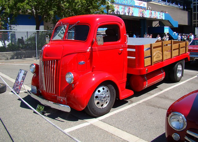 For Sale 1941 Ford Coe Project Truck 1500 Page1 Autos Post