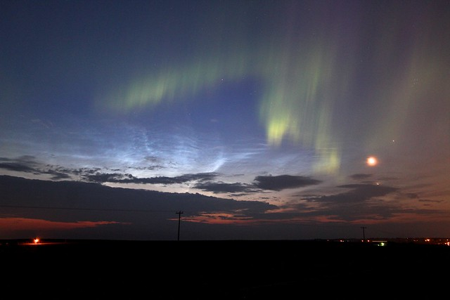 Auroral Storm - July 14/15, 2012