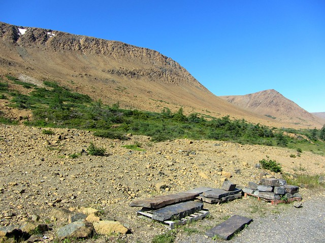 Tablelands in Gros Morne
