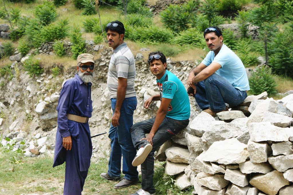 """MJC Summer 2012 Excursion to Neelum Valley with the great """"LIBRA"""" and Co - 7583935632 f1ee7997ca b"""