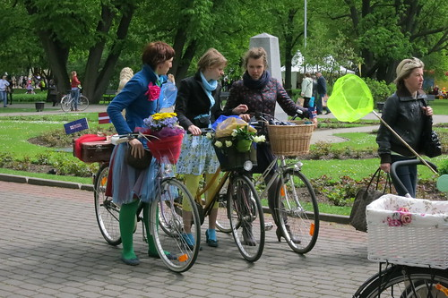 Riga Bicycle Flower Festival-008