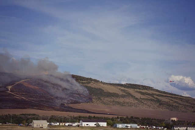 Soda Springs Fire