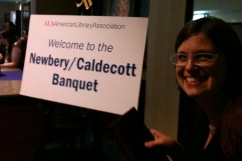Newbery / Caldecott Banquet