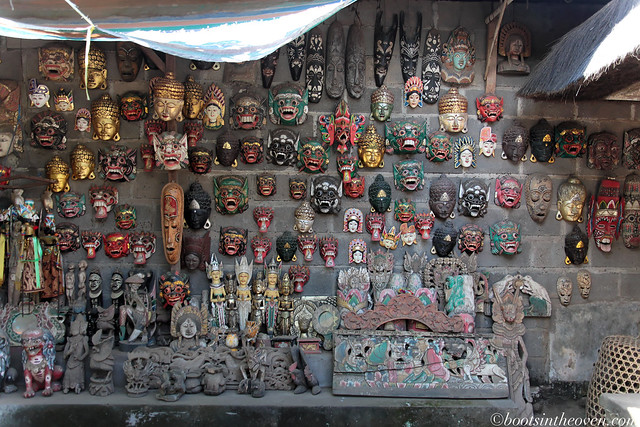 Lots of masks for sale