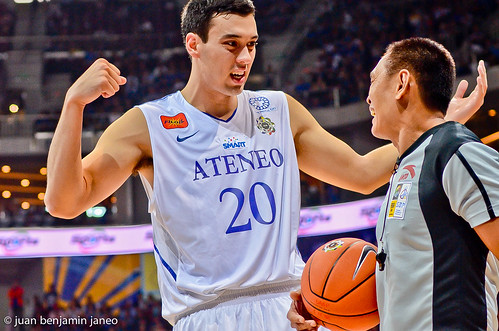 UAAP Season 75: Ateneo Blue Eagles vs. NU Bulldogs, July 22