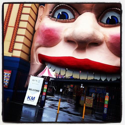 KM Aus 2012 at Luna Park