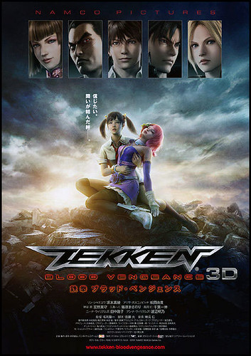 Affiche-de-Tekken-Blood-Vengeance