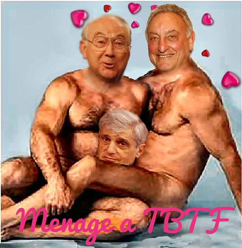 MENAGE A TBTF by Colonel Flick