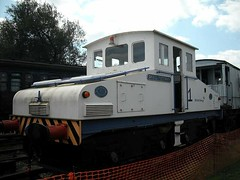 Heysham Electric Locomotive No.1
