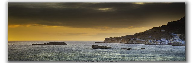 Karpathos: Pigadia sunrise