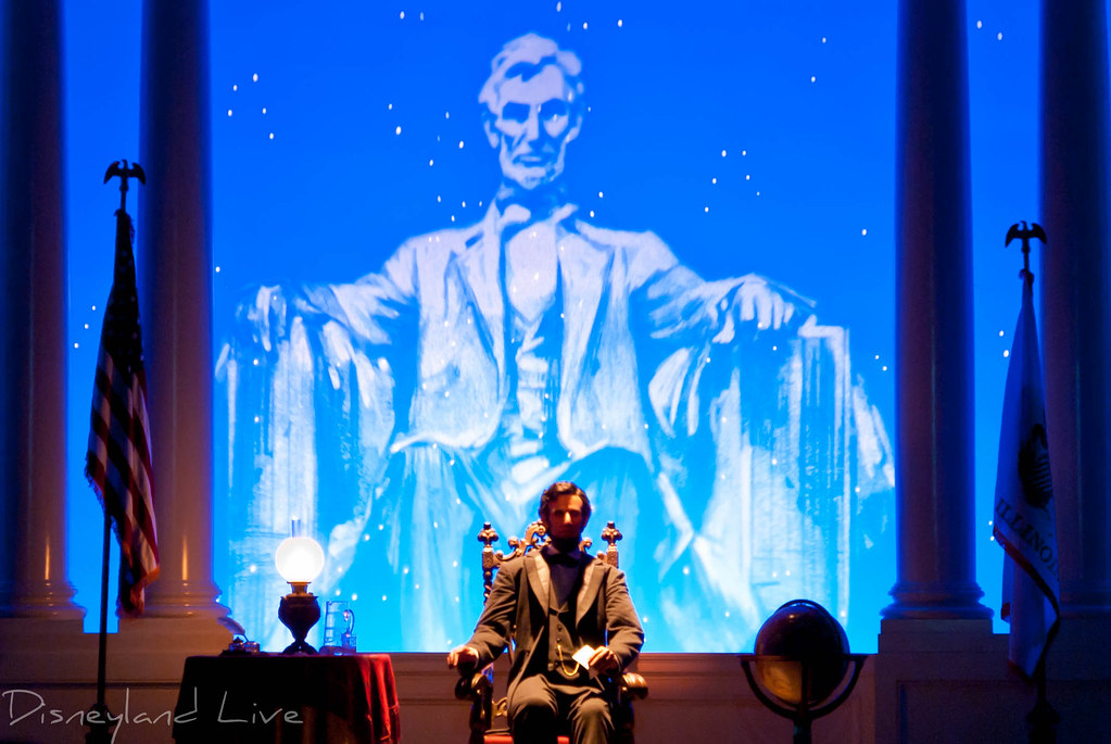 Great Moments with Mr. Lincoln - Disneyland