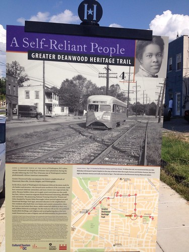 Greater Deanwood Heritage Trail