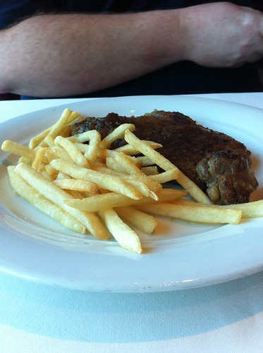 Norwegian Pearl - Grilled NY Strip