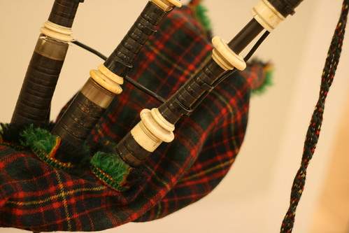 Great Highland Bagpipe