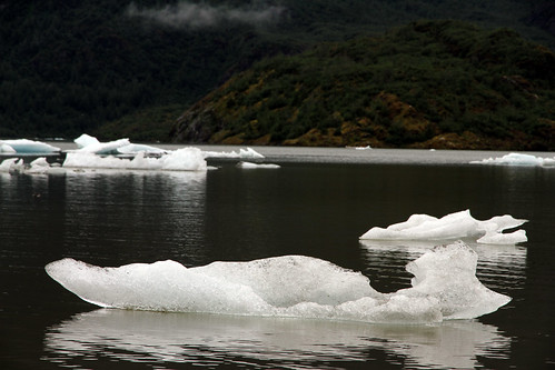 Juneau - Ice at Mendenhall