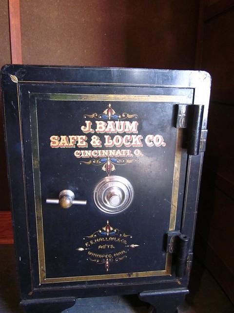 J baum safe