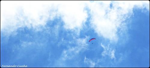 Capitão Willame no Céu Azul. Serra do Estrondo em Axixá do Tocantins (TO).