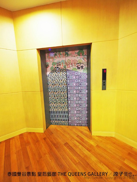 泰國曼谷景點 皇后藝廊 THE QUEENS GALLERY 3