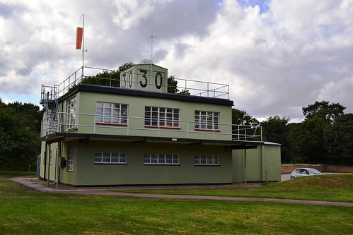 Former RAF Martlesham Heath