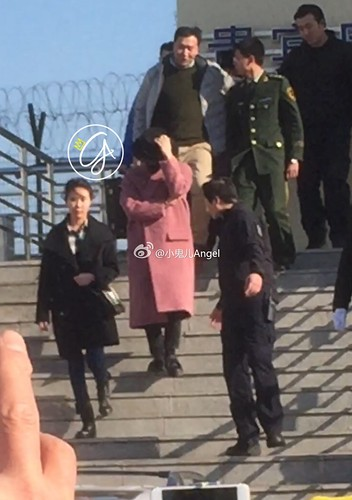 Big Bang - Harbin Airport - 21mar2015 - 小鬼儿Angel - 05