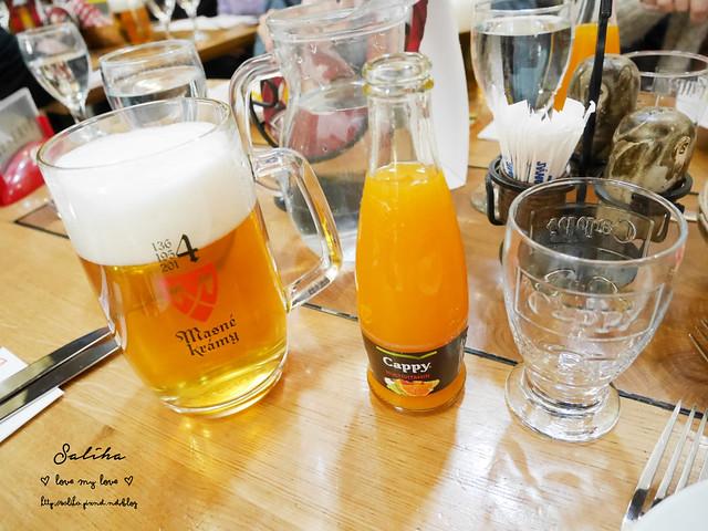 百威啤酒小鎮Ceske Budejovice歐洲蜜月餐廳 (7)