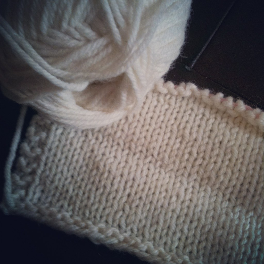 Cardigan Swatch, abandoned