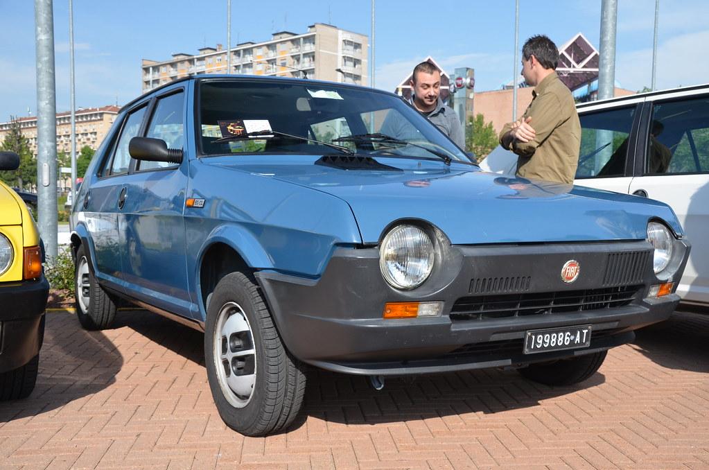 Fiat Ritmo Meeting - Torino April 2012 | Retro Rides