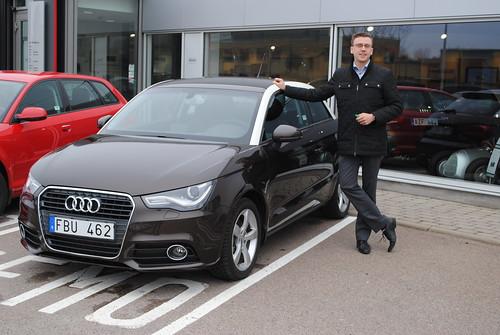 Audi A1 och Martin